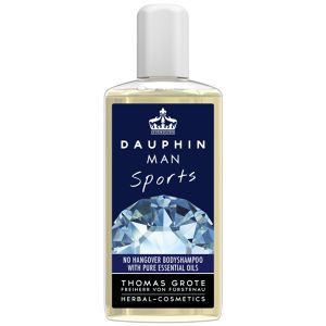 DAUPHIN MAN Sports Hair & Body Shampoo